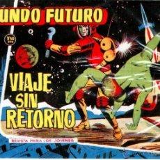 Tebeos: MUNDO FUTURO Nº. 101, REEDICIÓN. Lote 39612222