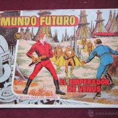 BDs: EL MUNDO FUTURO Nº 76. EL EMPERADOR DE VENUS. BOIXCAR ORIGINAL TORAY 1955 . Lote 39638140