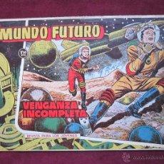 BDs: EL MUNDO FUTURO Nº 69. VENGANZA INCOMPLETA. BOIXCAR ORIGINAL TORAY 1955 . Lote 39638154