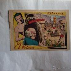 Tebeos: DIXON EL FELINO Nº 13 FERRANDO ORIGINAL. Lote 39643084