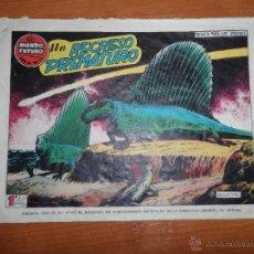 Tebeos: EL MUNDO FUTURO Nº 53 EDITORIAL TORAY ORIGINAL.. Lote 39731201