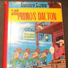 Tebeos: LUCKY LUKE LOS PRIMOS DALTON EDICIONES TORAY AÑO 1969. Lote 39775640