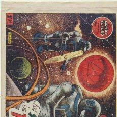 Tebeos: EL MUNDO FUTURNO Nº 1. TORAY 1955.. Lote 40056490