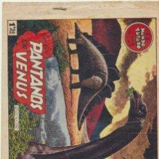Tebeos: EL MUNDO FUTURNO Nº 3. TORAY 1955.. Lote 40056592