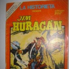 Tebeos: JIM HURACÁN. PAGINAS CENTRALES JUAN LEÓN. TORAY. 1980. Lote 40181997