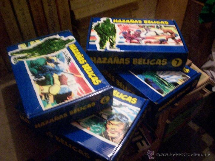 COLECCIÓN COMPLETA 160 TEBEOS/CÓMIC HAZAÑAS BÉLICAS 2ª SERIE SUELTOS NUEVOS (Tebeos y Comics - Toray - Hazañas Bélicas)