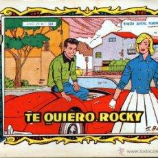 Tebeos: TEBEOS-COMICS GOYO - ALICIA - TORAY 1955 - Nº 304 - BAEZA *AA99. Lote 40486132