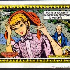 Tebeos: TEBEOS-COMICS GOYO - AZUCENA - Nº 47 - EXTRAORDINARIO - 1958 - *BB99. Lote 40533492