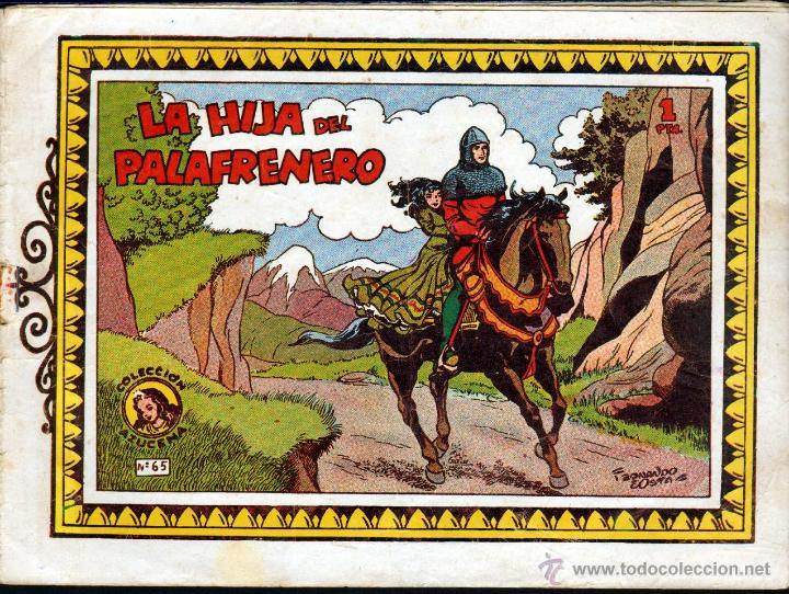 TEBEOS-COMICS GOYO - AZUCENA 65 - 2ª SERIE - 1948 -MUY DIFICIL- FERNANDO COSTA -JABATO-ETC *BB99 (Tebeos y Comics - Toray - Azucena)