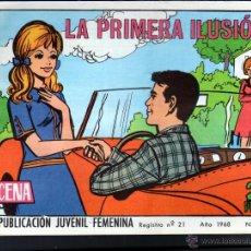 Tebeos: TEBEOS-COMICS GOYO - AZUCENA - Nº 1046 - 2ª SERIE - 1948 - TORAY - DIFICIL ***CC99. Lote 40548222
