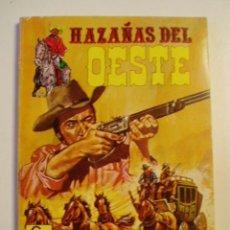 Tebeos: COMICS HAZAÑAS DEL OESTE. TOMO 3. NUMEROS 9, 10, 11, 12. EDICIONES G4 TORAY. AÑO 1987. Lote 40628091