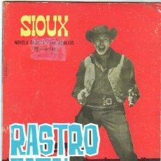 Tebeos: SIOUX Nº 35 EDI. TORAY 1965 - DIBUJOS BELLALTA. Lote 40664234