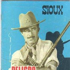 Tebeos: SIOUX Nº 42 EDI. TORAY 1965 - DIBUJOS DUARTE. Lote 40664242