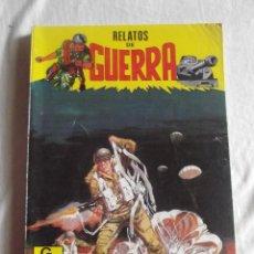 Tebeos: NOVELAS GRAFICAS DE RELATOS DE GUERRA TOMO 3 CON LOS NUMEROS 7-8-9 EDICIONES TORAY. Lote 40816709