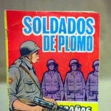 Tebeos: COMIC, HAZAÑAS BELICAS, Nº 255, 1967, TORAY. Lote 41001312