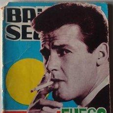 Tebeos: FUEGO MACABRO NO.102 EDICIONES TORAY AÑO 1965 . Lote 41005943
