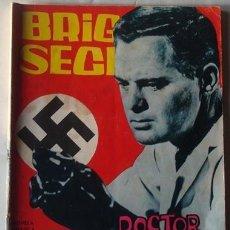Tebeos: DOCTOR ¨MUERTE¨ NO.93 BRIGADA SECRETA . Lote 41006062