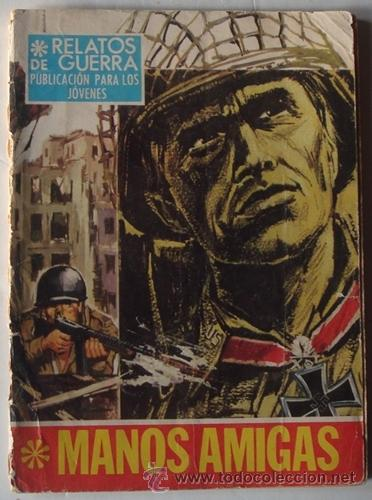 RELATOS DE GUERRA NO.167 EDICIONES TORAY (Tebeos y Comics - Toray - Otros)
