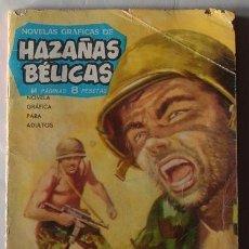 Tebeos: HAZAÑAS BÉLICAS LUCHA DE TITANES NO.18 . Lote 41006491