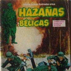 Tebeos: HAZAÑAS BÉLICAS ENTRE DOS MUERTES N.28 AÑO 1973 . Lote 41015554