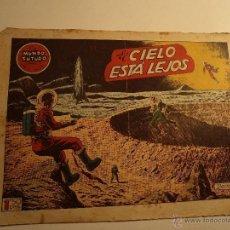 Tebeos: EL MUNDO FUTURO. Nº 23 TORAY. DIBUJOS DE BOIXCAR. Lote 41097708