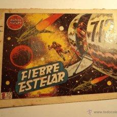 Tebeos: EL MUNDO FUTURO. Nº 19. TORAY. DIBUJOS DE BOIXCAR. Lote 41097774