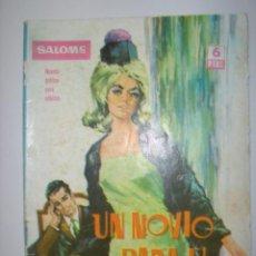 Tebeos: SALOMÉ. UN NOVIO PARA EL FISCAL. Nº57. 1963. MIDE: 16,6 X 11,9 CMS.. Lote 41128007