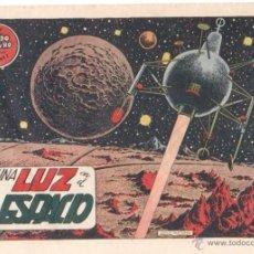 Tebeos: EL MUNDO FUTURO Nº 7, ORIGINAL EDI. TORAY 1955 - BOIXCAR. Lote 41410740