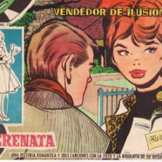 Tebeos: SERENATA. NUMERO 58. VENDEDOR DE ILUSIONES. TORAY. Lote 41513012