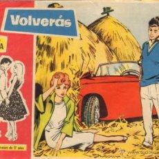 Tebeos: TEBEOS-COMICS CANDY - SUSANA - Nº 6 - TORAY - 1959 - BORRELL (TAMAR) *AA99. Lote 41524506