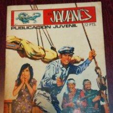 Tebeos: EL JAVANES Nº 1 - CARRILLO (TORAY 1970). Lote 41557631