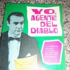 Tebeos: YO, AGENTE DEL DIABLO, POR E. SOTILLOS - DIBUJIOS: J.A. HUÉSCAR - TOTAY - ESPAÑA - 1965. Lote 41793122