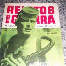 Tebeos: MORIREIS EN SILENCIO, POR ALEX SIMMONS - DIBUJOS: J. BOIX - TORAY - ESPAÑA - 1963. Lote 41793133