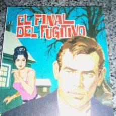 Tebeos: EL FINAL DEL FUGITIVO, POR BOIXCAR - TORAY - ESPAÑA - 1966 - RARO. Lote 41793165