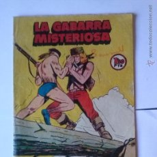 Tebeos: SOBRE LA PISTA DEL TRAIDOR Nº 78 TORAY -BLEK EL GIGANTE - SELECCION DE AVENTURAS. Lote 41837910