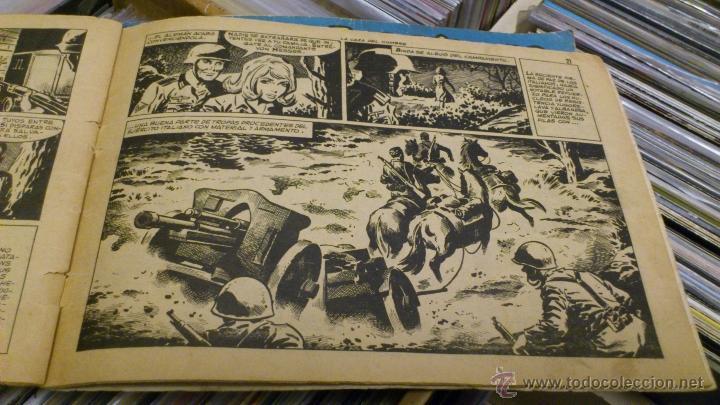 Tebeos: Lote de 5 numeros de Azañas belicas 5 pts numeros 98-125-159-207 1965 1958 - Foto 7 - 41858910