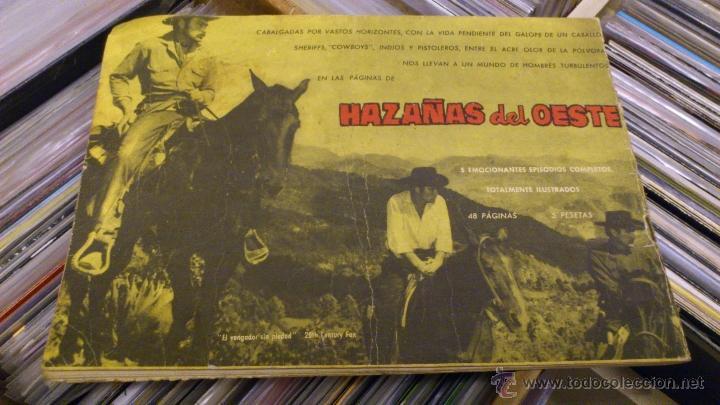 Tebeos: Lote de 5 numeros de Azañas belicas 5 pts numeros 98-125-159-207 1965 1958 - Foto 8 - 41858910