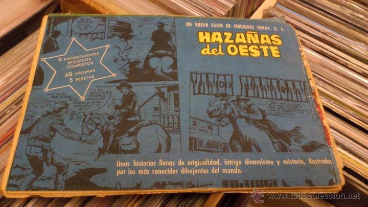Tebeos: Lote de 5 numeros de Azañas belicas 5 pts numeros 98-125-159-207 1965 1958 - Foto 14 - 41858910