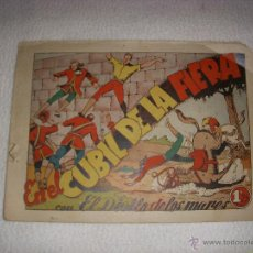 Tebeos: EL DIABLO DE LOS MARES Nº 53, EDITORIAL TORAY. Lote 42022790