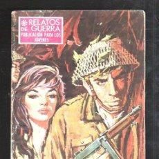Livros de Banda Desenhada: NOVELAS GRAFICAS. RELATOS DE GUERRA. Nº 161. ARMAS PARA BIRMANIA. 1968. EDICIONES TORAY. Lote 42238496