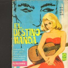 Tebeos: TEBEOS-COMICS CANDY - SALOME - Nº 131 - ED. TORAY - 1963 - ORIGINAL - DIFICIL *AA99. Lote 42286338