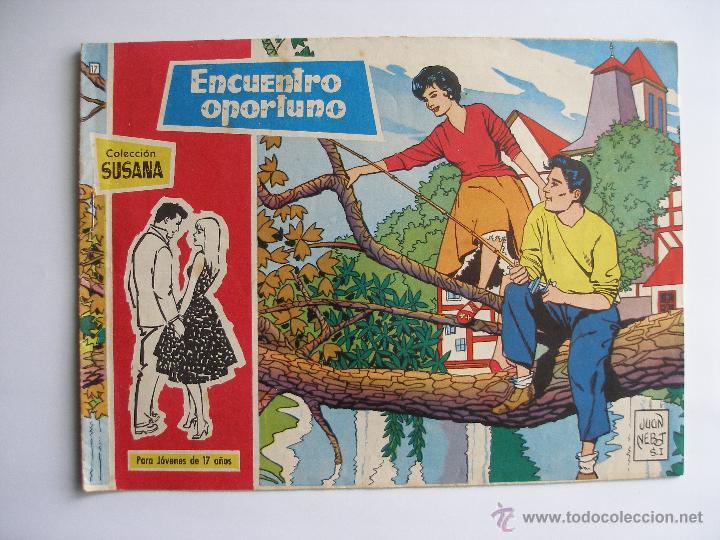 ENCUENTRO OPORTUNO - COLECCIÓN SUSANA TORAY (Tebeos y Comics - Toray - Susana)
