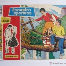 Tebeos: ENCUENTRO OPORTUNO - COLECCIÓN SUSANA TORAY. Lote 37550456