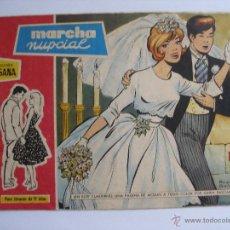 Livros de Banda Desenhada: MARCHA NUPCIAL - ILUSTRACIONES MARÍA PASCUAL - TORAY. Lote 37550510