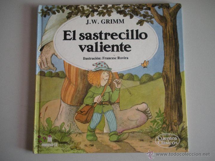 EL - SASTRECILLO - VALIENTE - (Tebeos y Comics - Toray - Cuentos de la Abuelita)