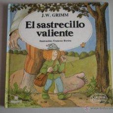 Tebeos: EL - SASTRECILLO - VALIENTE -. Lote 42816267