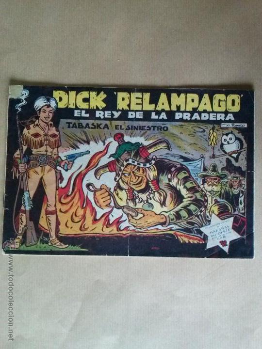 DICK RELAMPAGO Nº 4- TORAY (Tebeos y Comics - Toray - Dick Relampago)