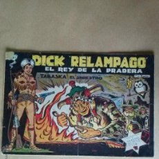 Tebeos: DICK RELAMPAGO Nº 4- TORAY. Lote 42962434