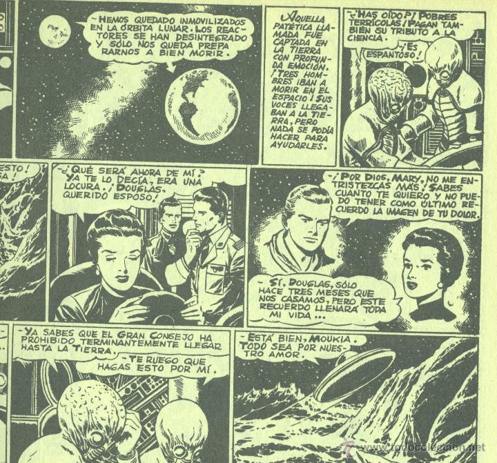 MUNDO FUTURO. BOIXCAR. EDICIÓN DE LOS AÑOS 70 (Tebeos y Comics - Toray - Mundo Futuro)