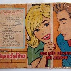 Tebeos: GUENDALINA. Nº 97. TORAY. Lote 43016821